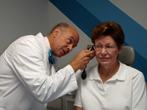 ear exam, Bel Air, MD
